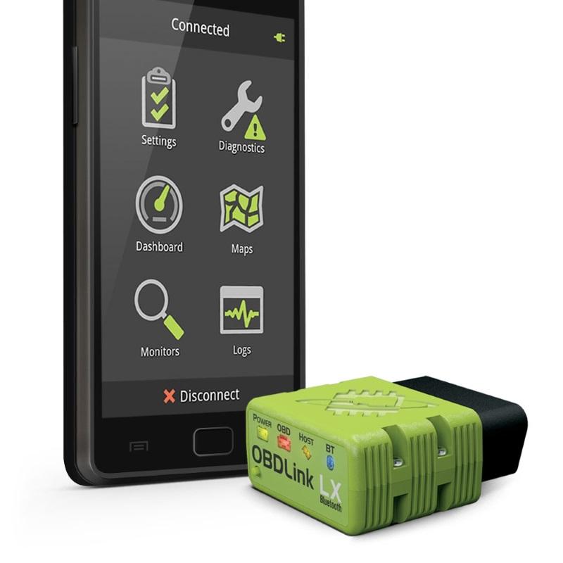 obdlink lx bluetooth adapter incl scanmaster obd 2. Black Bedroom Furniture Sets. Home Design Ideas